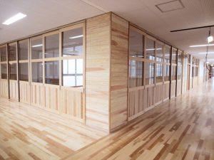 屋内空間用 間仕切り壁・開閉壁・障子・框扉